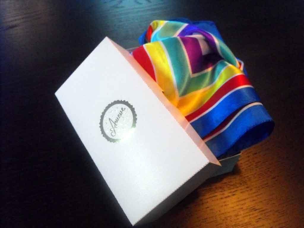 Cutie de carton pentru esarfe (2)