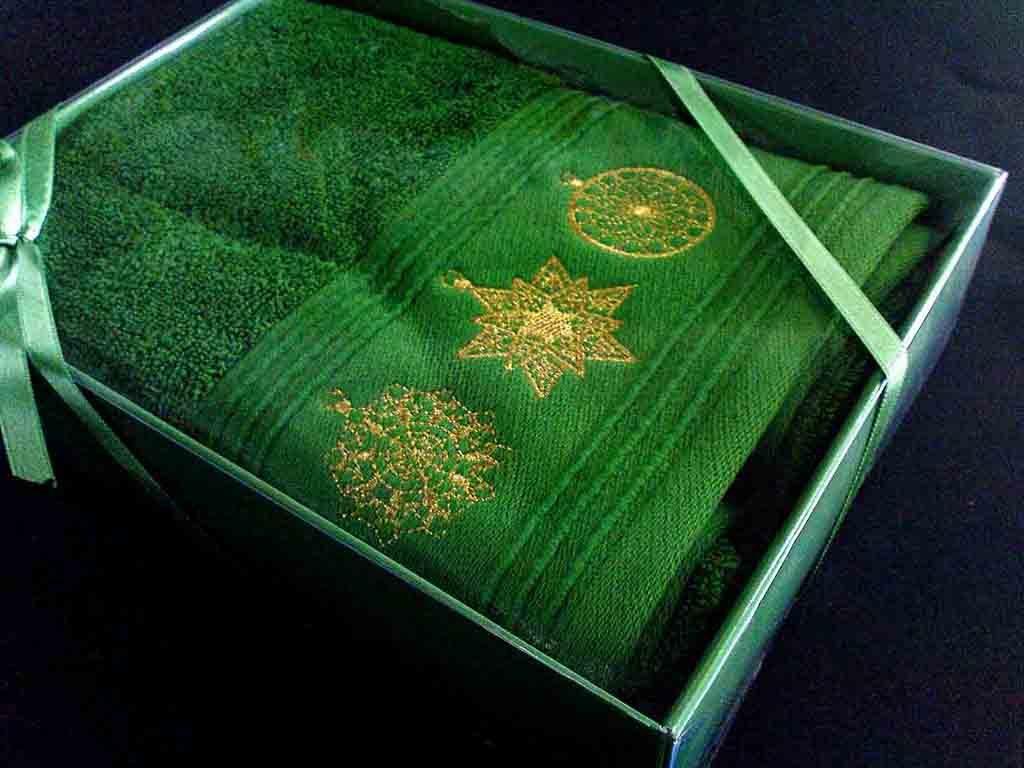 Cutie de carton pentru prosoape, textile (3)