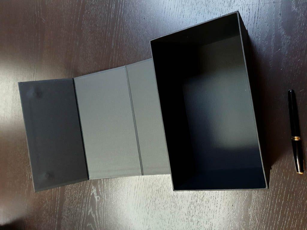 Cutii Rigide Rezistente Din Mucava Pentru Cu Inchidere Magnetica