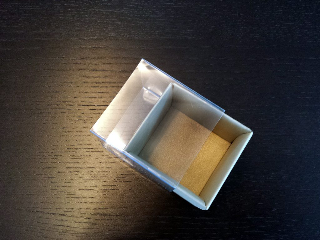 Cutie din carton pentru 2 macarons (4)