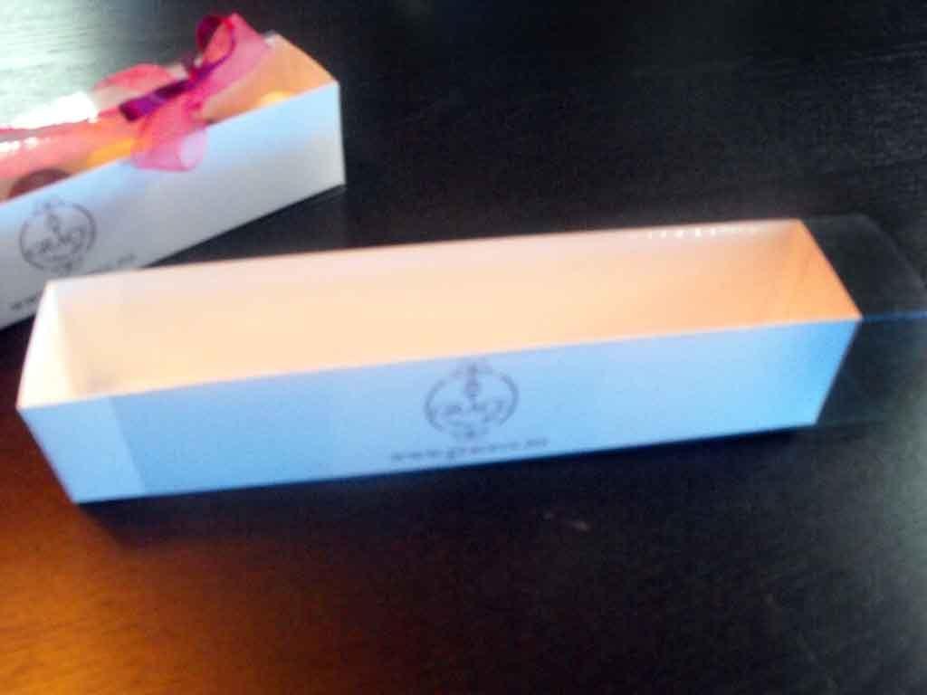 Cutie din carton pentru 7 figurine marshmallow (2)