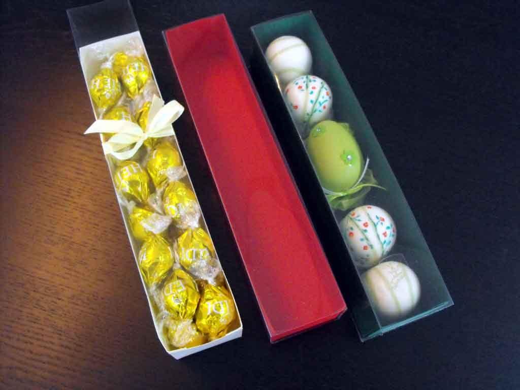Cutie din carton pentru figurine marshmallow (1)