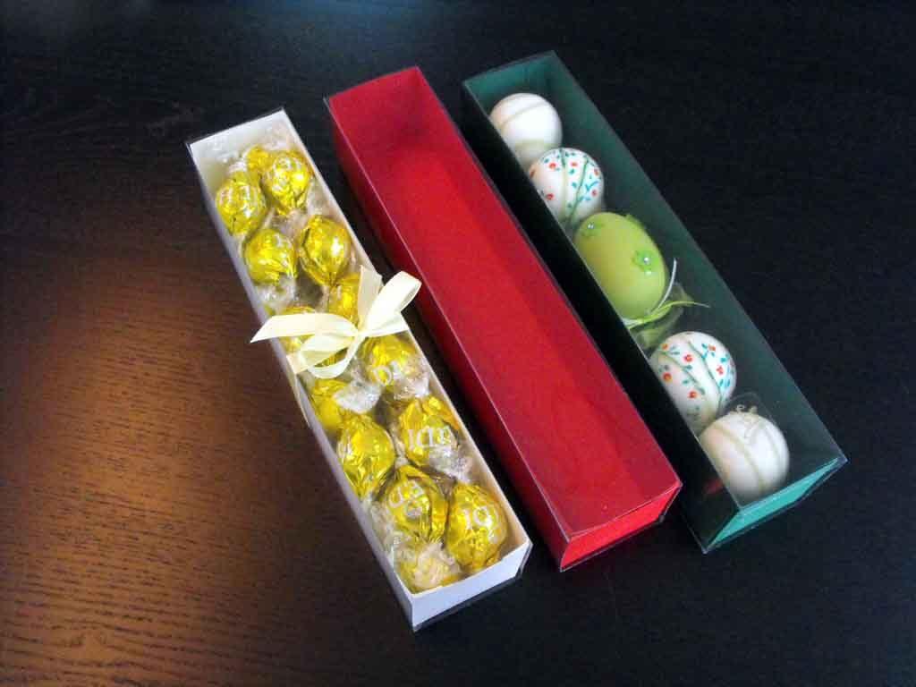 Cutie din carton pentru figurine marshmallow (2)