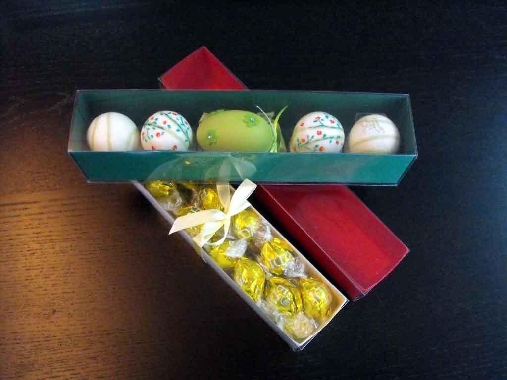 Cutie din carton pentru figurine marshmallow (3)