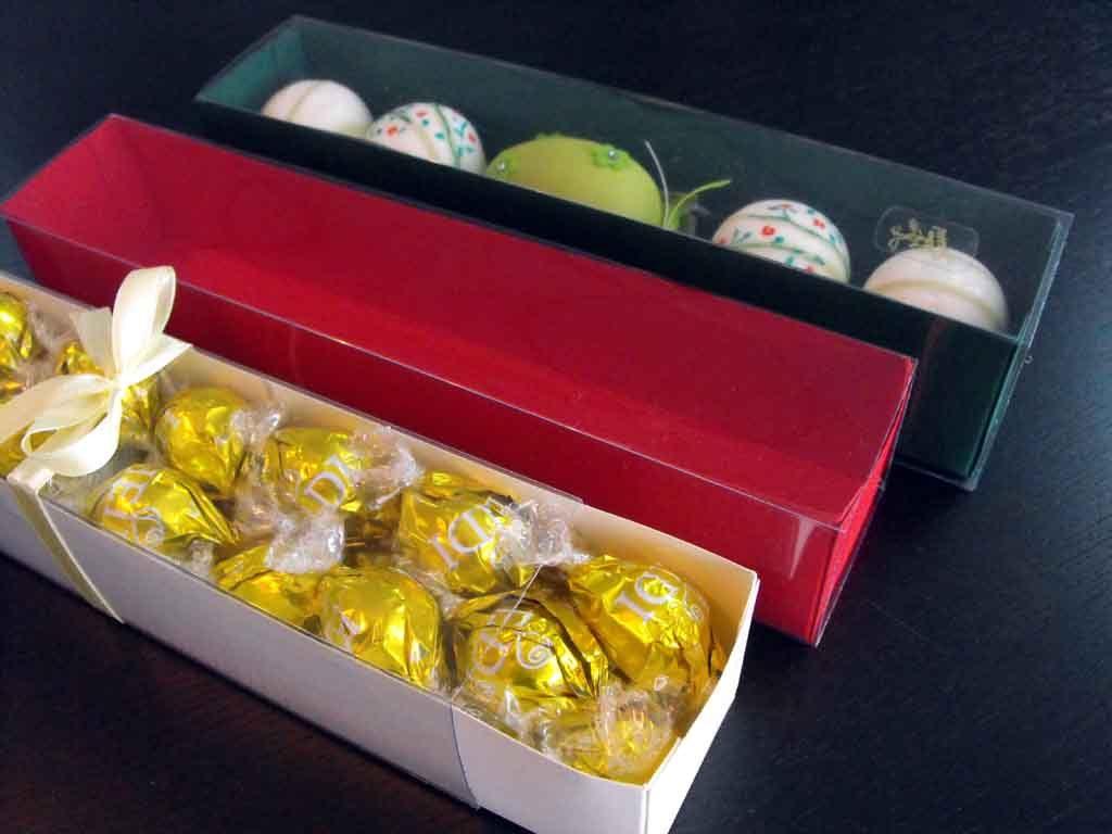 Cutii Dure Din Carton Pentru Figurine Marshmallow