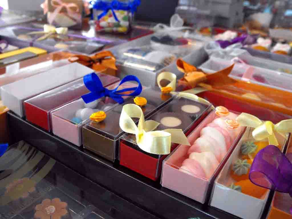 Cutie din carton pentru figurine martipan (1)