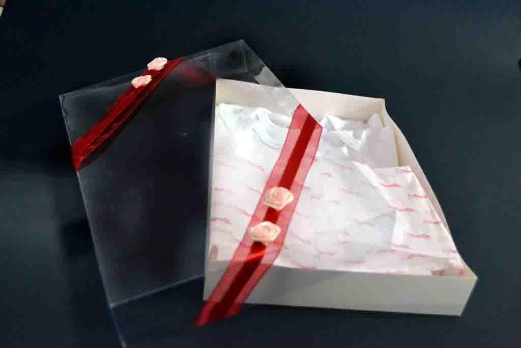 Cutie din carton pentru lenjerii (1)