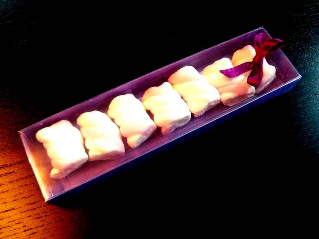 Cutie din carton pentru marshmallow (1)