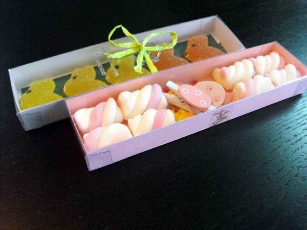Cutie din carton pentru marshmallow (4)
