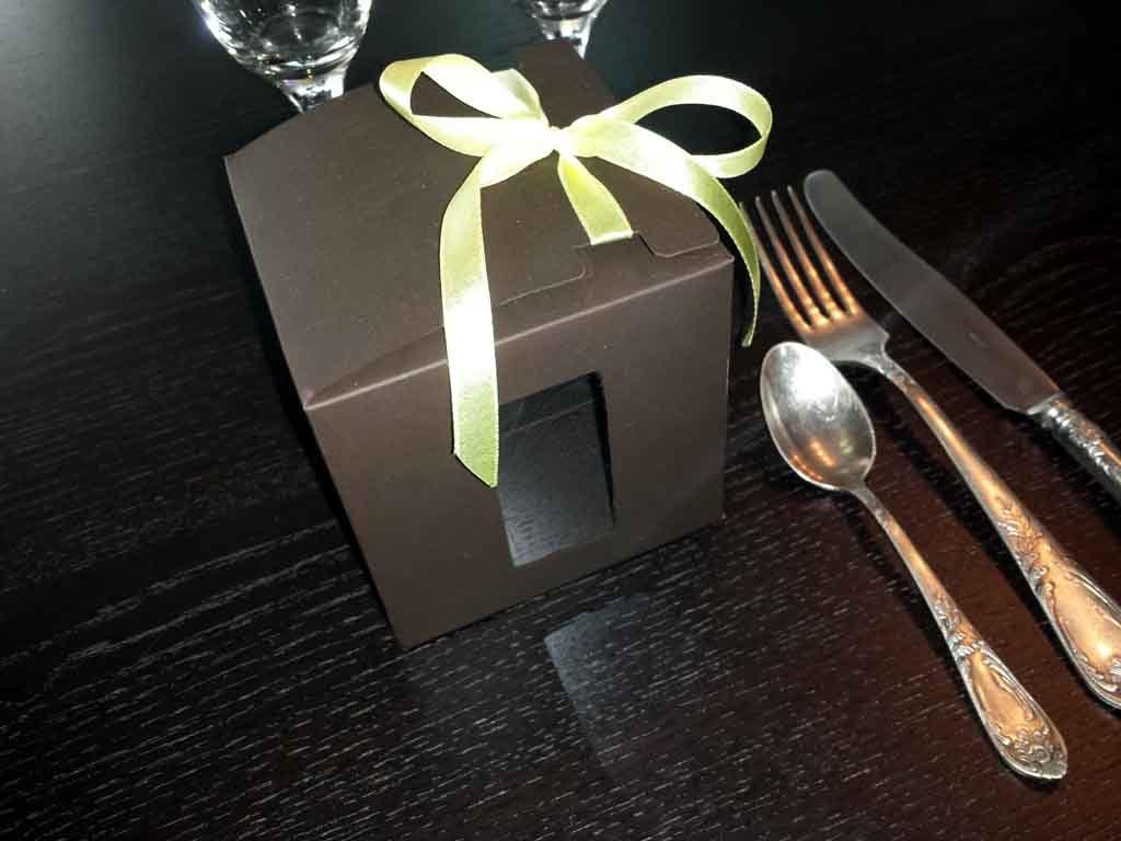 Cutie din carton pentru marturii nunta (1)