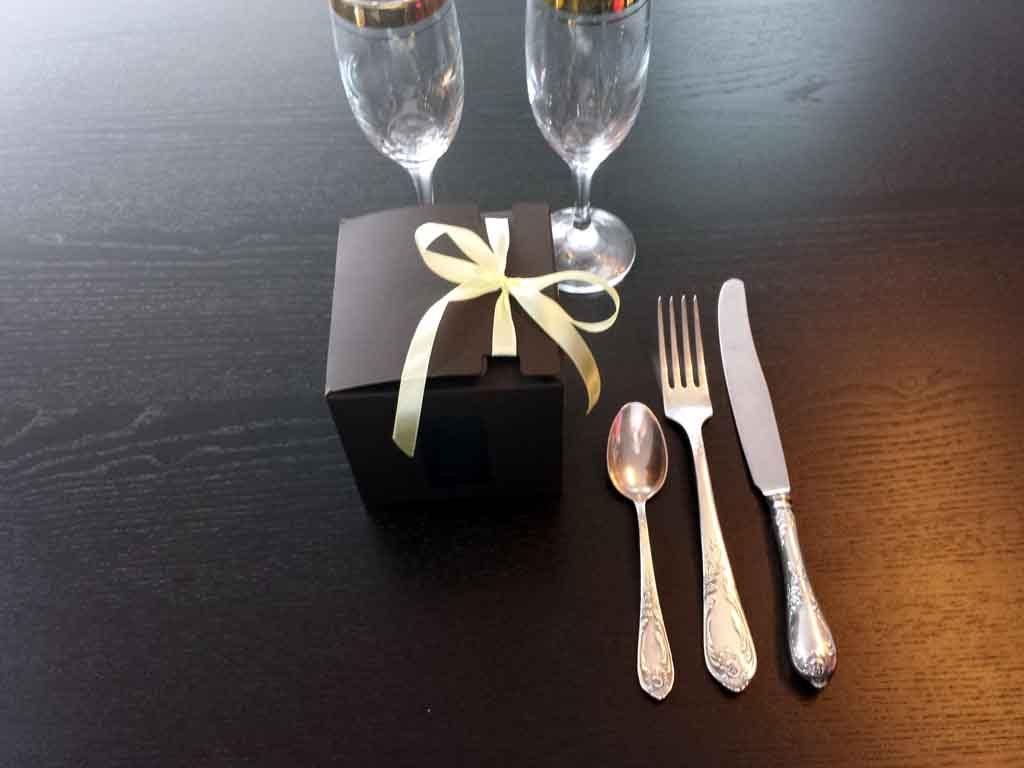 Cutie din carton pentru marturii nunta (2)
