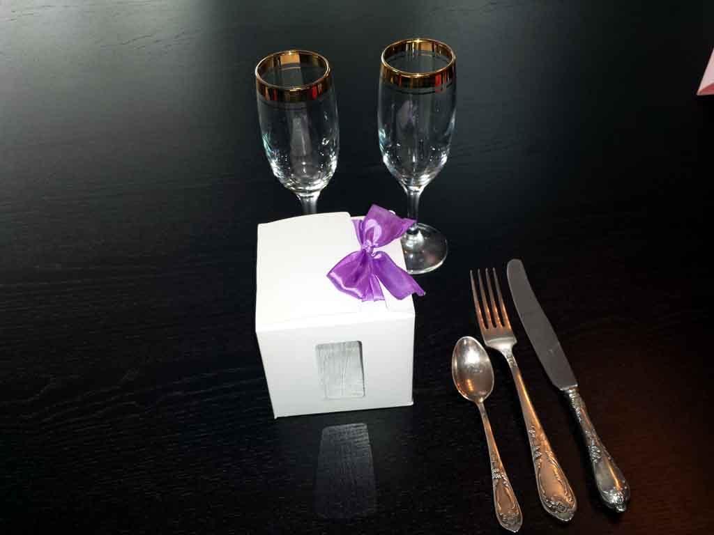 Cutie din carton pentru marturii nunta (4)