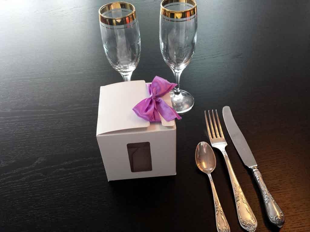 Cutie din carton pentru marturii nunta (5)