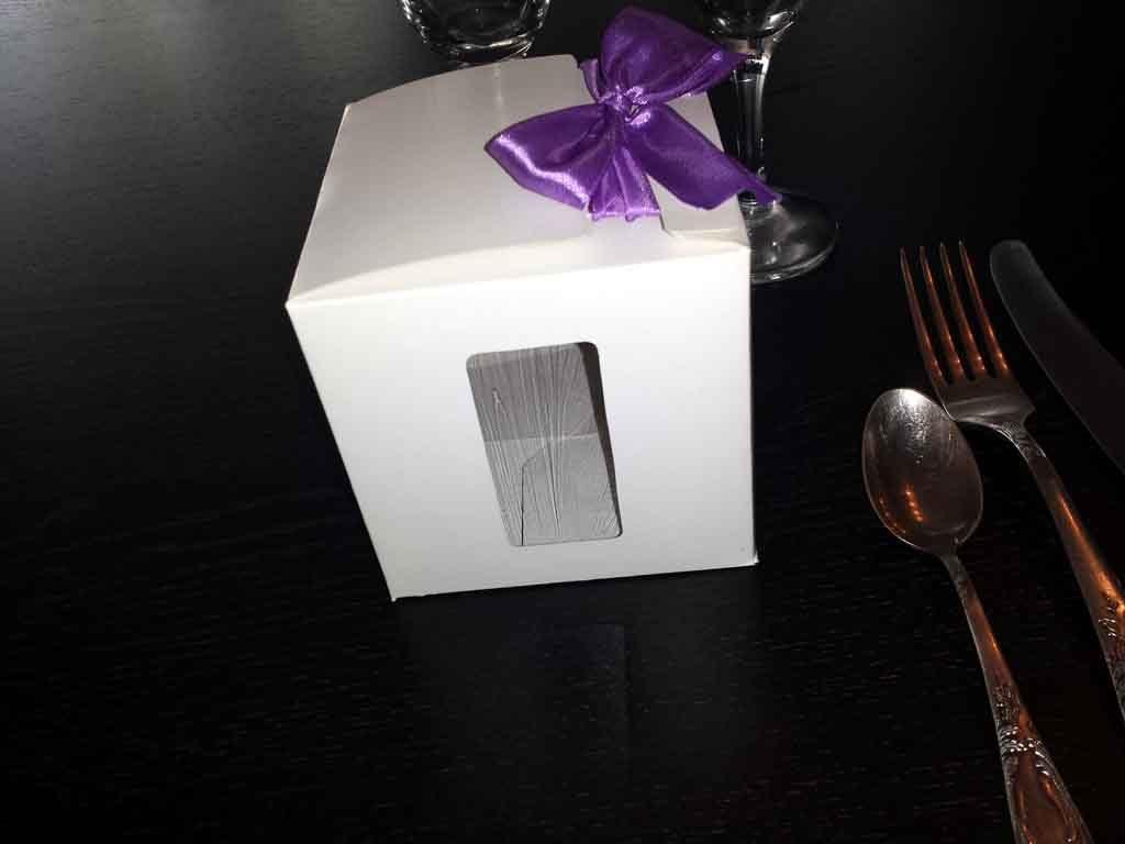 Cutie din carton pentru marturii nunta (6)