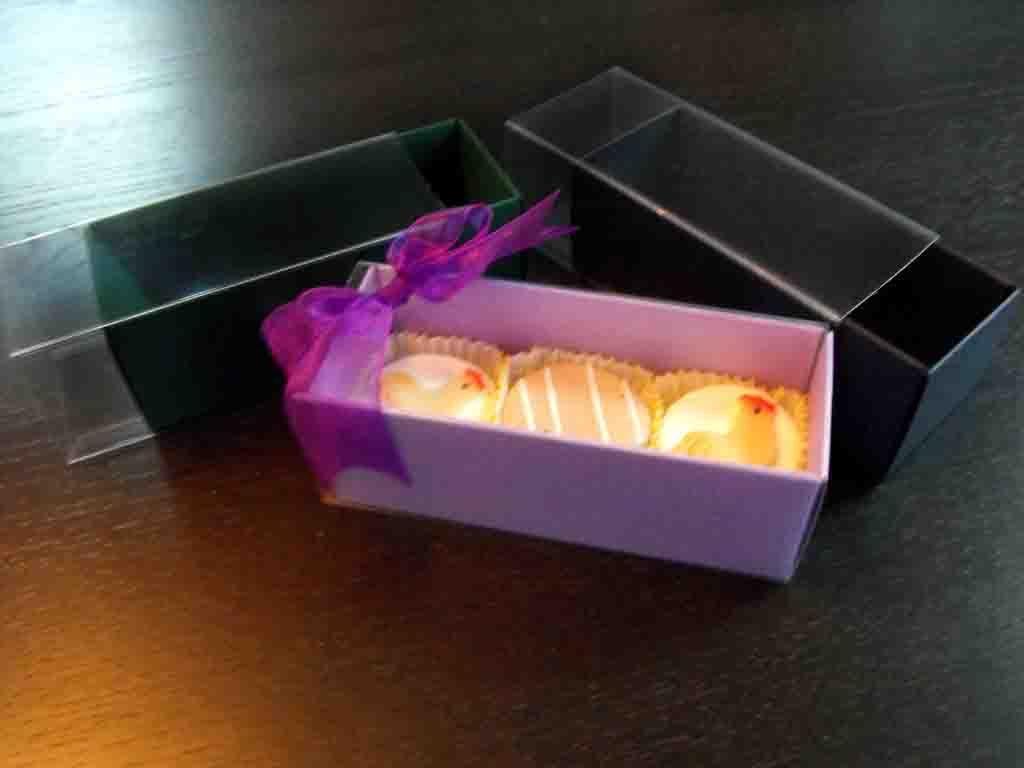 Cutie din carton pentru petits fours (5)
