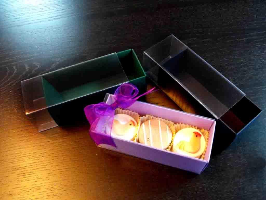Cutie din carton pentru petits fours (6)