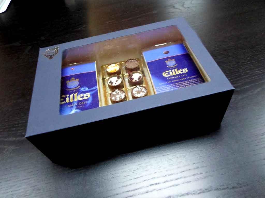Cutie din carton pentru set cafea (3)
