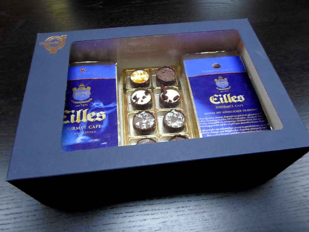 Cutie din carton pentru set cafea (4)