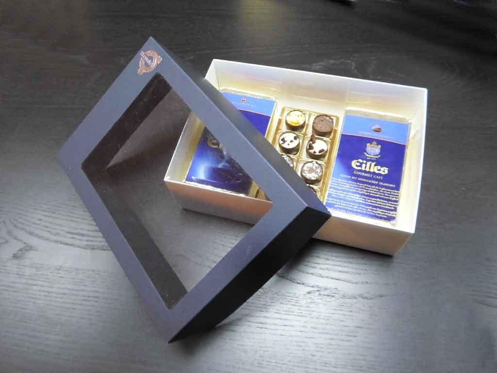 Cutii Dure Din Carton Pentru Set Cafea