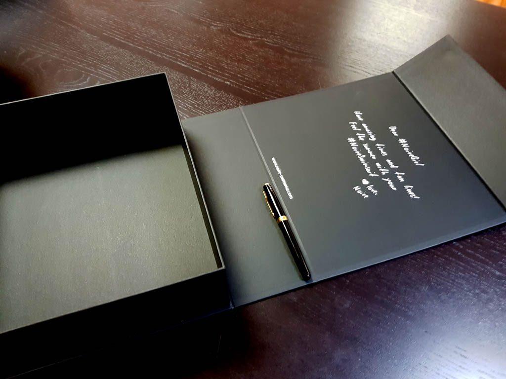 Cutii Rigide Rezistente Din Mucava Pentru Cu Magnet Pentru Cadouri Speciale