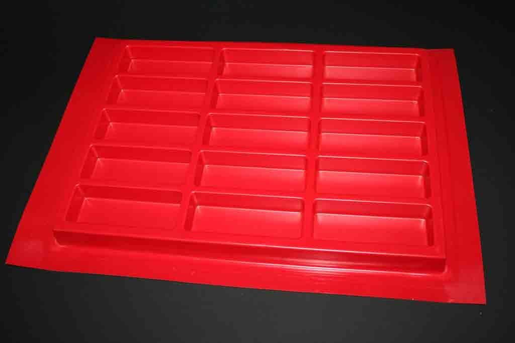 Forme Dure Din Plastic Pentru Ciocolata 15 Alveole