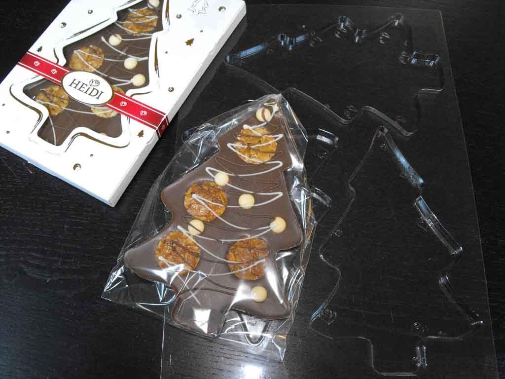 Forme de turnat ciocolata bradut (4)