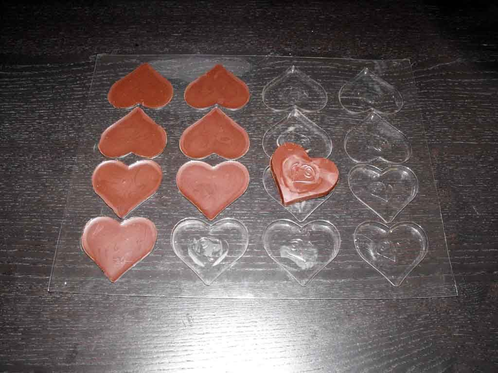 Forme de turnat ciocolata inima (3)