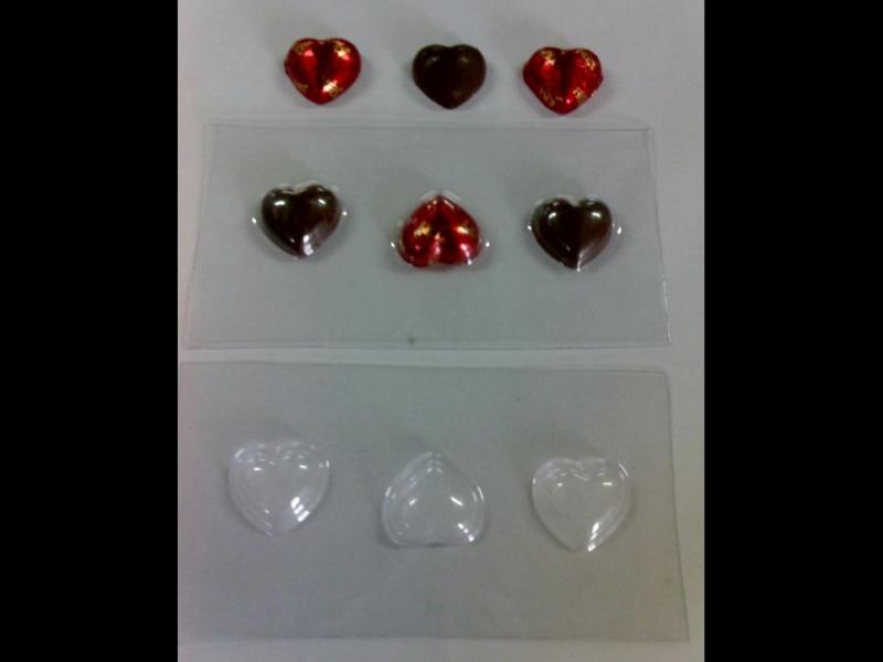 Forme de turnat ciocolata inimioare