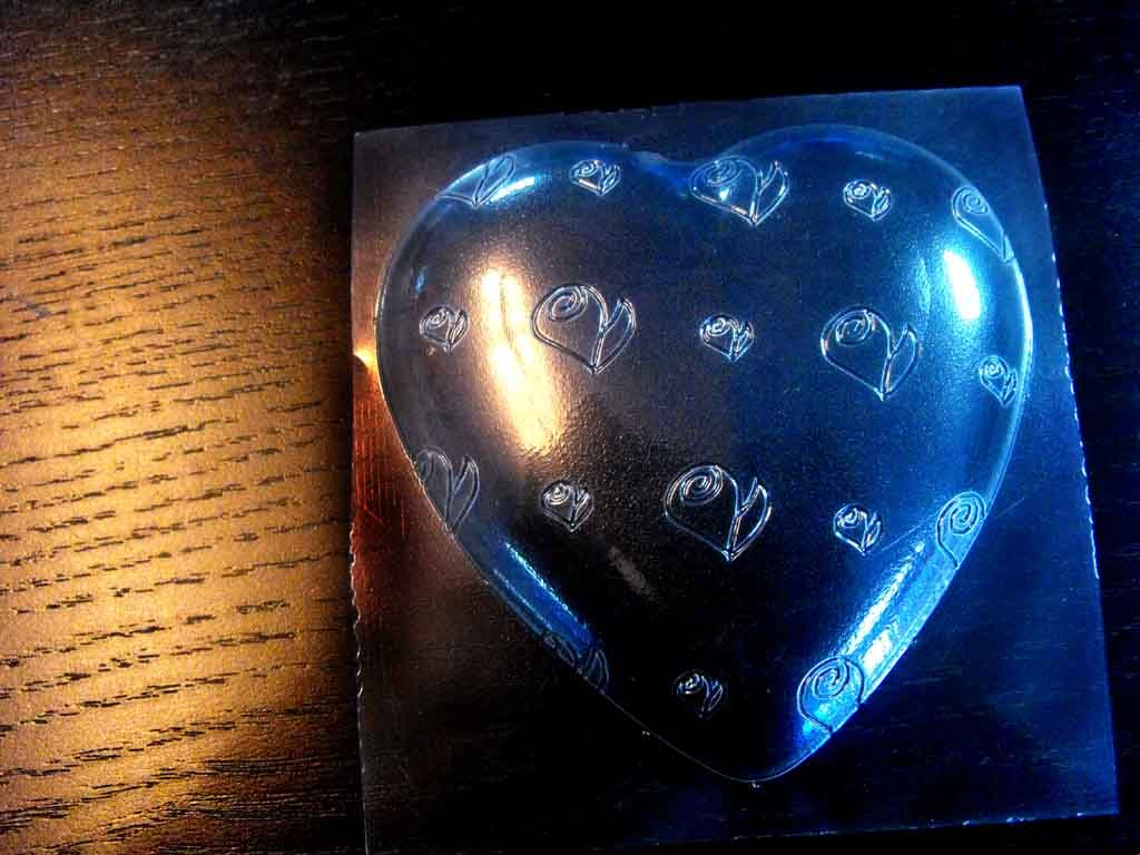 Forme de turnat ciocolata model inima (1)