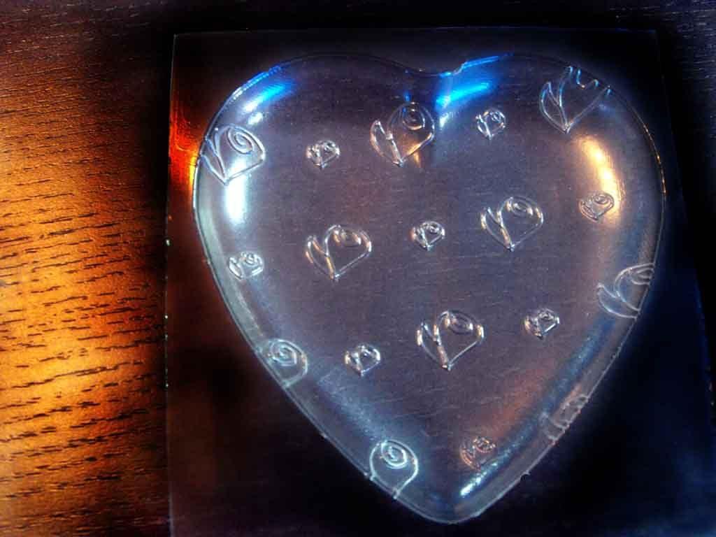 Forme de turnat ciocolata model inima (2)