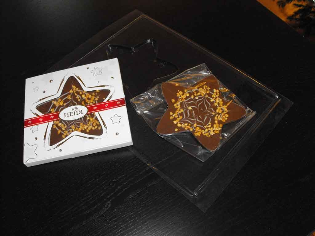 Forme de turnat ciocolata stea (2)