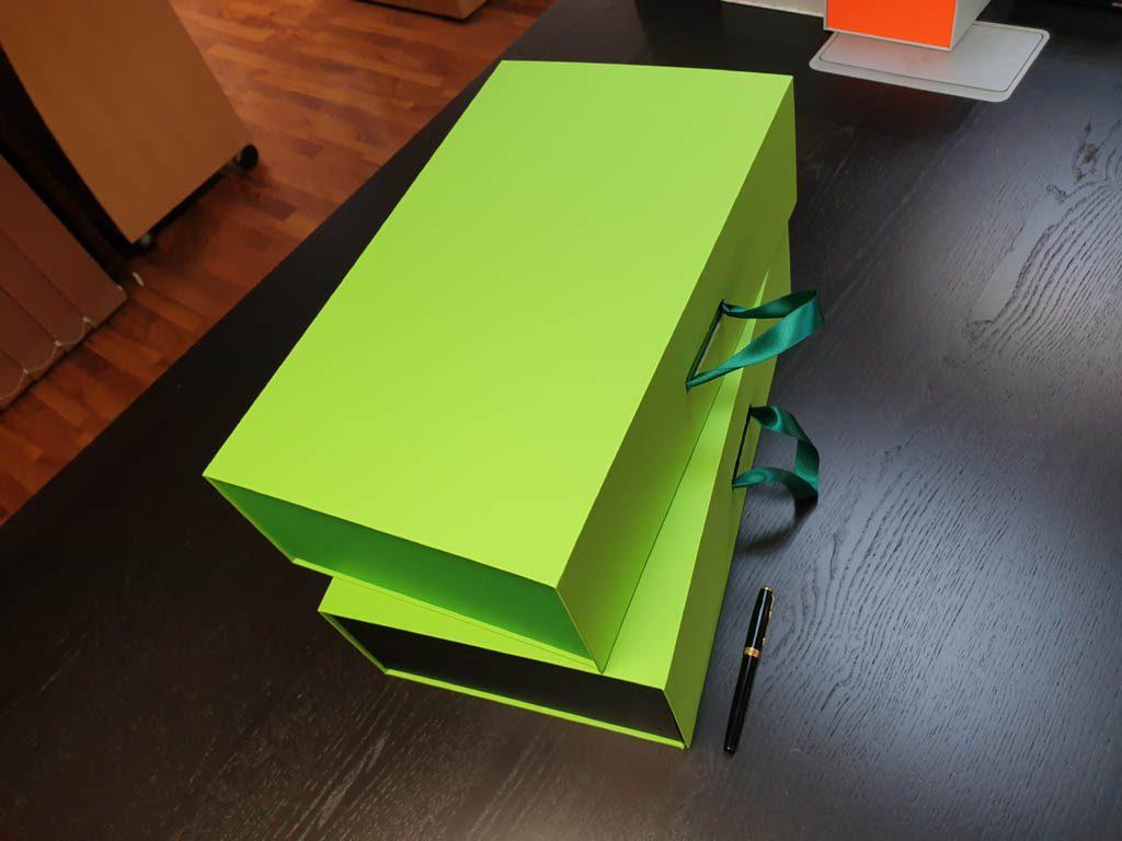 Cutii Rigide Rezistente Din Mucava Cu Magnet Pentru Cadouri (model 60930 (7)