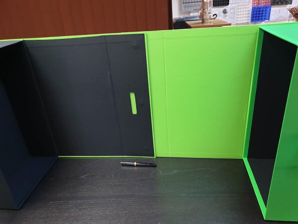 Cutii Rigide Rezistente Din Mucava Cu Magnet Pentru Cadouri (model 60930 (9)