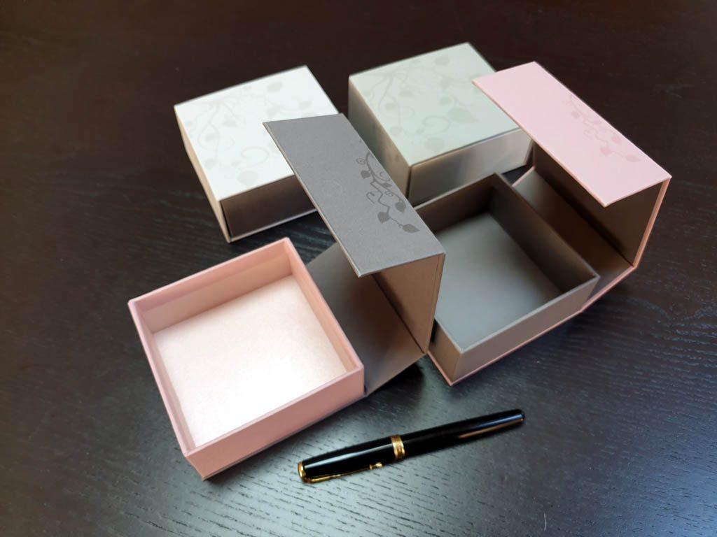 Cutii Rigide Rezistente Din Mucava cu magnet pentru accesorii (model 6098) (11)