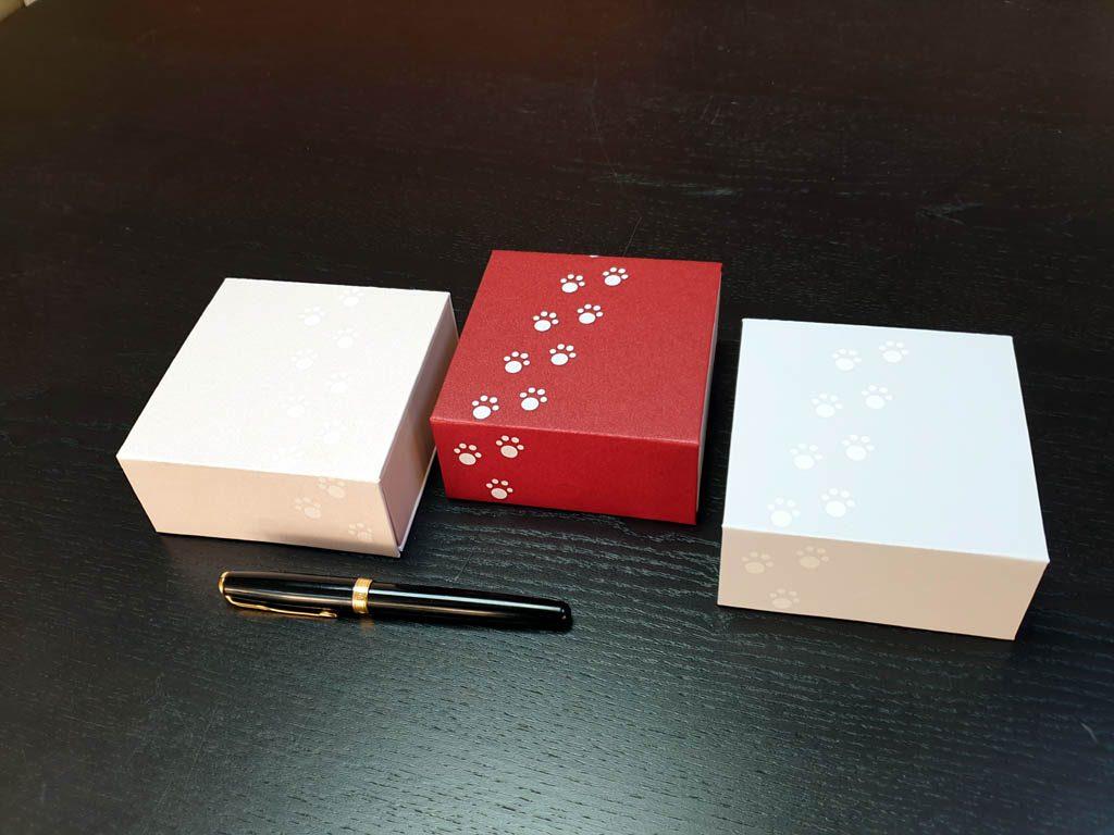 Cutii Rigide Rezistente Din Mucava cu magnet pentru accesorii (model 6098) (4)
