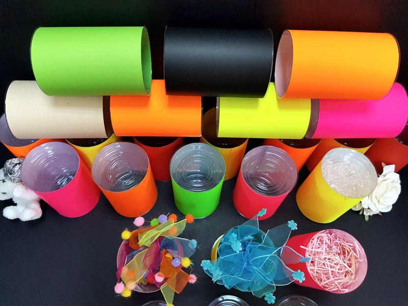 Cilindri colorati - 4